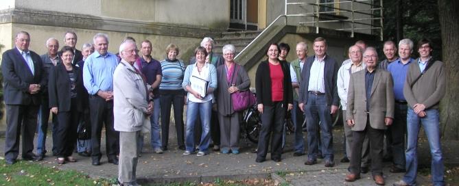 Gruppenbild Jahrestagung 2010