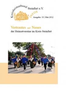 Titel Ausgabe 10, Mai 2012