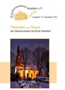 Titel Ausgabe 11, Dezember 2012