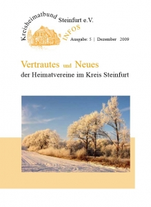 Titel Ausgabe 5, Dezember 2009