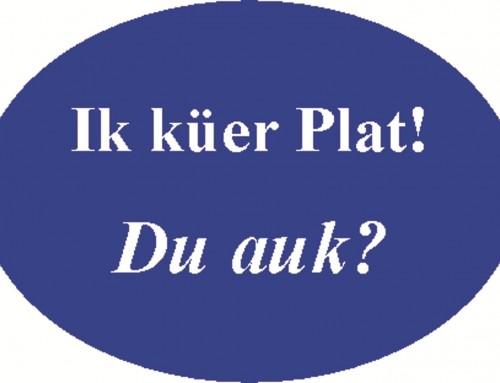 21. Plattdeutscher Lesewettbewerb im Kreis Steinfurt 2019/2020