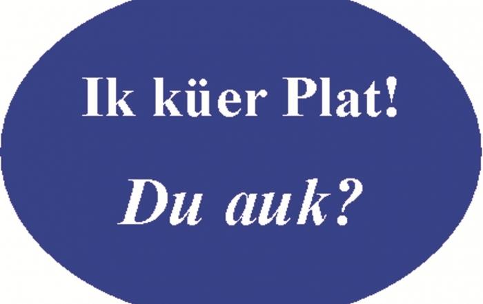 Plattdeutsche Sprachkurse 2017