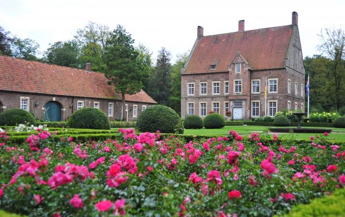 Jahrestagung 2016 der Fachbereiche Natur und Umwelt und Bau- und Denkmalpflege – Haus Welbergen und Feuchtheiden im Naturschutzgebiet Harskamp