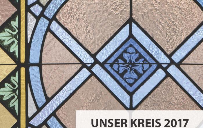 Neues Jahrbuch UNSER KREIS 2017 erschienen