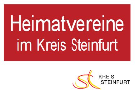 "Neu: Faltkarte ""Heimatvereine im Kreis Steinfurt"""