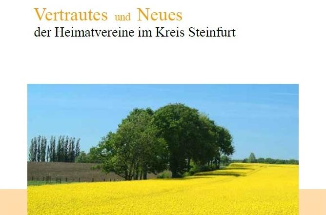 """Aktuelle Ausgabe von """"Vertrautes und Neues"""" online"""