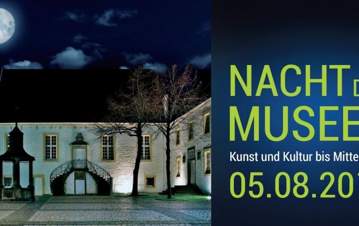 """Ausstellung """"200 Jahre Kreis Steinfurt"""" bei der Nacht der Museen 2017 in Rheine"""