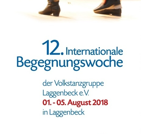 12. Internationale Begegnungswoche 2018