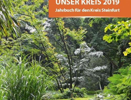 Neues Jahrbuch UNSER KREIS 2019 erschienen