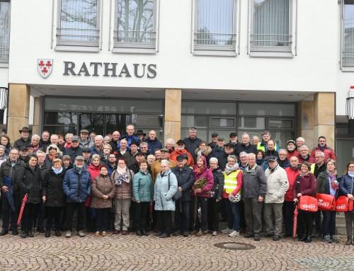 Fachbereich Wandern und Radfahren tagte in Mettingen