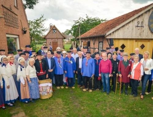 Brauchtumsgruppen des Kreises Steinfurt zu Gast in Neuenkirchen