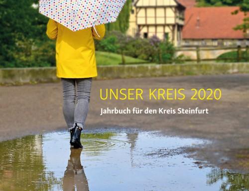 Neues Jahrbuch UNSER KREIS 2020 erschienen